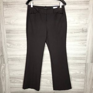 * Worthington Petite Modern Fit Trousers Size 6P